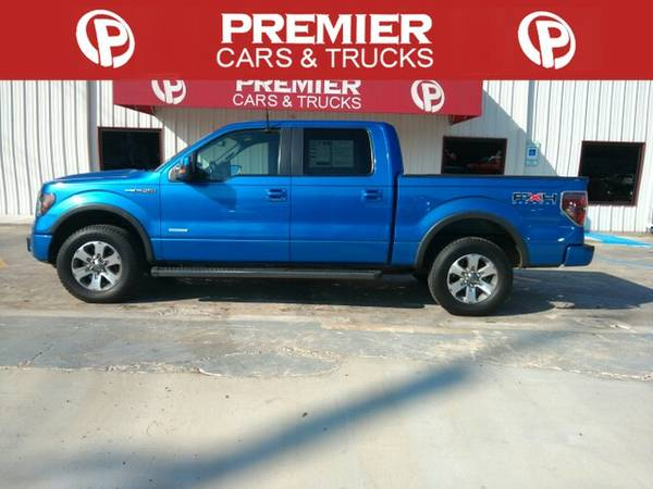 2011 Ford F-150 - Call