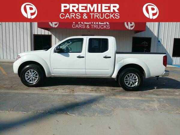 2015 Nissan Frontier - Call