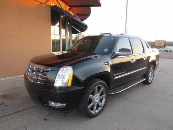 2009 Cadillac Escalade EXT - Call