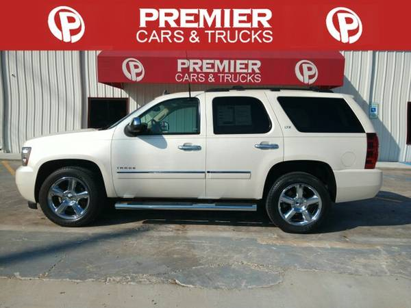 2013 Chevrolet Tahoe - Call