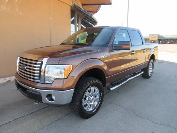 2012 Ford F-150 - Call