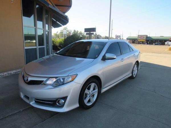 2012 Toyota Camry - Call