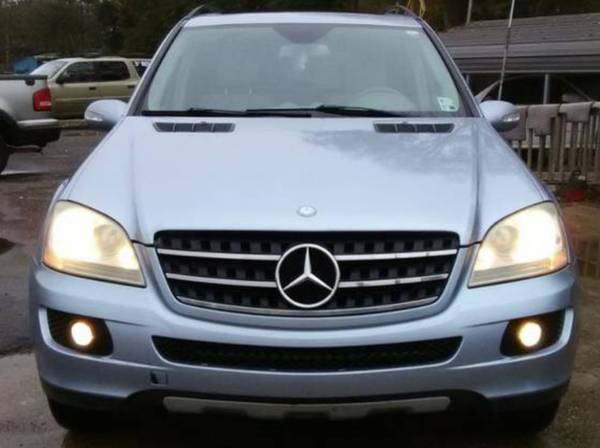 2007 MERCEDES BENZ ML 350/low miles