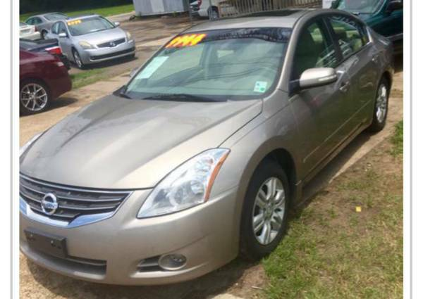 2012 NISSAN ALTIMA 2.5S-LOW LOW MILES