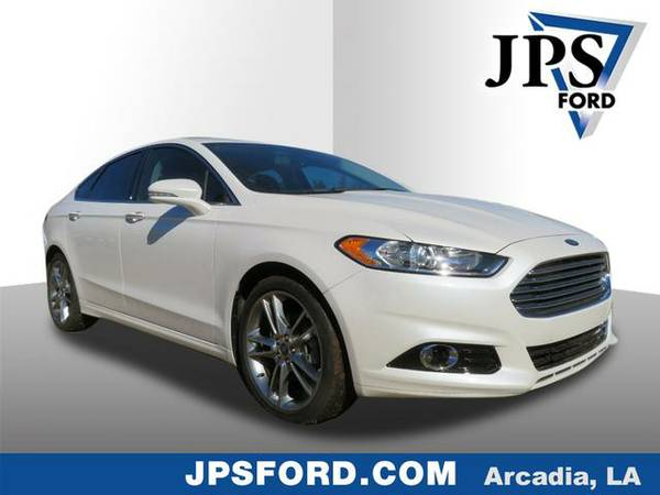 2013 Ford Fusion Oxford White Great Price**WHAT A DEAL*