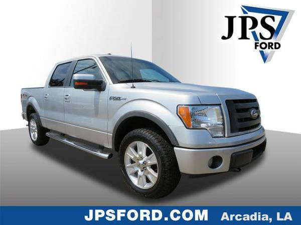 2010 Ford F-150 Ingot Silver Great price!