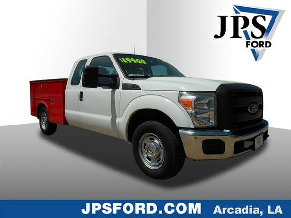 2012 Ford F-250 Super Duty Oxford White Big Savings.GREAT PRICE!!