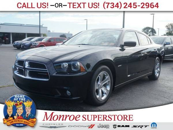 2014 Dodge Charger R/T Plus Sedan Charger Dodge