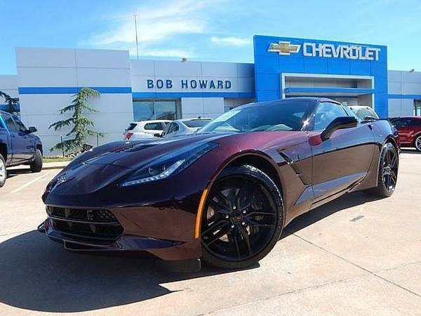 2017 CHEVROLET CORVETTE STINGRAY COUPE ***EMPLOYEE DISCOUNT***