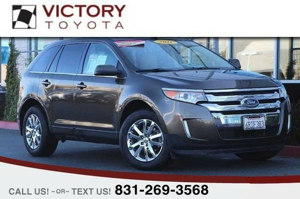 2011 Ford Edge Limited SUV Edge Ford