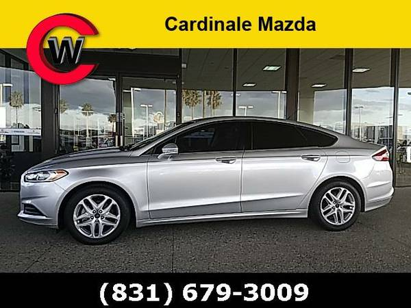 2013 *Ford Fusion* SE - Good Credit or Bad Credit!