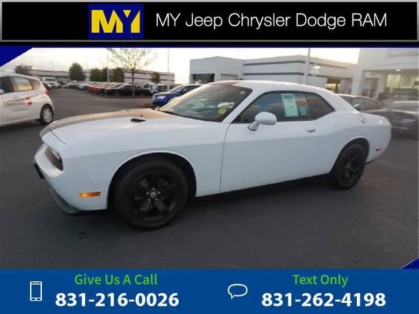 2013 *Dodge* *Challenger* *SXT* 34k miles