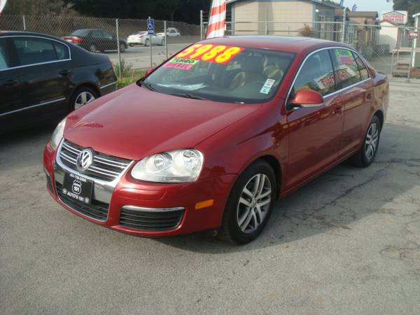 2006 VOLKSWAGEN JETTA SEDAN TURBO DIESEL SUPER CLEAN AND NICE