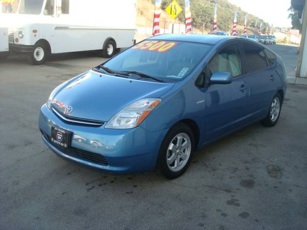 2007 TOYOTA PRIUS HATCHBACK GAS SAVER CLEAN AND NICE