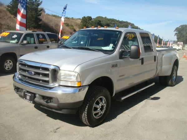 2004 FORD F350 4X4 DUALLY DIESEL SUPER DUTY 1 OWNER WOW