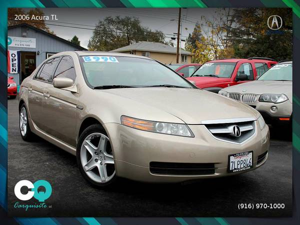 2006 Acura TL Sedan Navigation - Sun Roof - WOW!