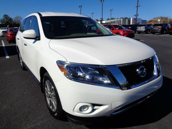 Stock 0017203A 2014 Nissan Pathfinder S 4dr SUV