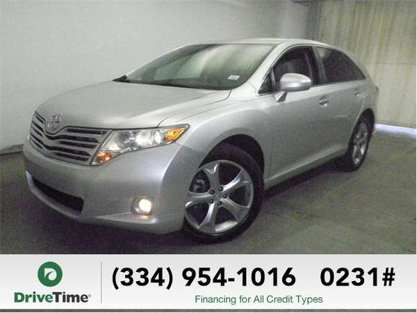 2009 Toyota Venza FWD V6 (SILVER) - Beautiful & Clean Title