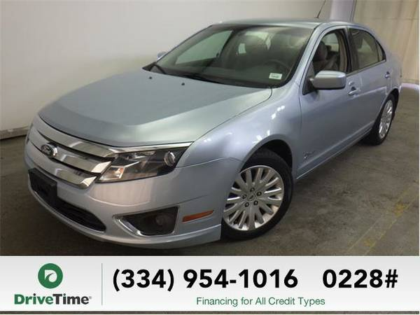 2011 Ford Fusion Hybrid Base (BLUE) - Beautiful & Clean Title
