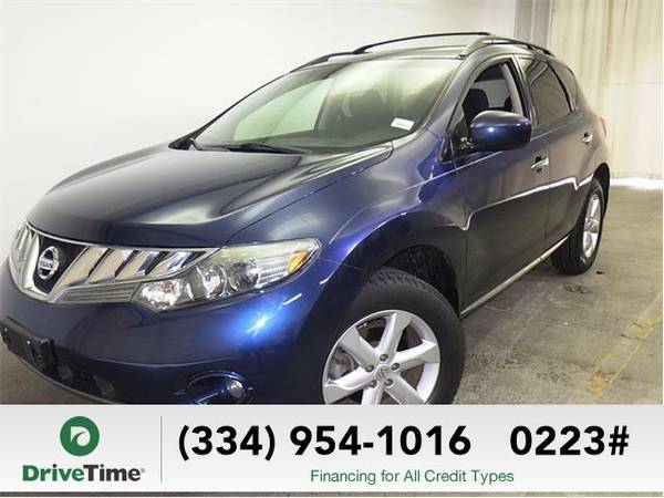 2009 Nissan Murano SL (BLUE) - Beautiful & Clean Title