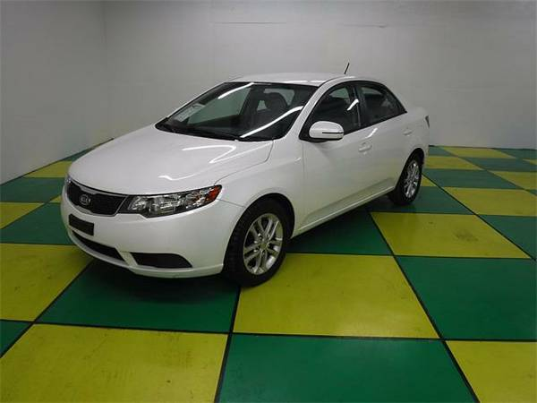2012 *Kia Forte* 4d Sedan EX NO CREDIT CHECK!