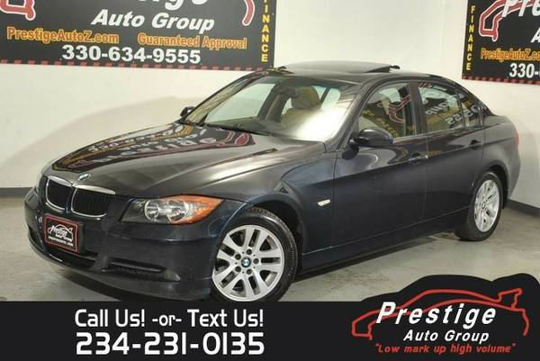 2006 BMW 325xi AWD Sedan 325xi BMW