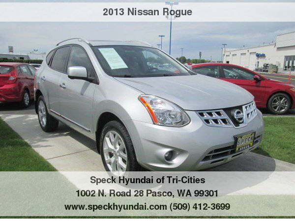 2013 Nissan Rogue Speck Hyundai of Tri-Cities