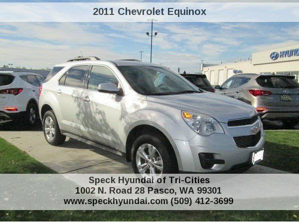 2011 Chevrolet Equinox 1LT with