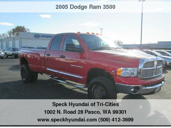 2005 Dodge Ram 3500 SLT/Laramie with