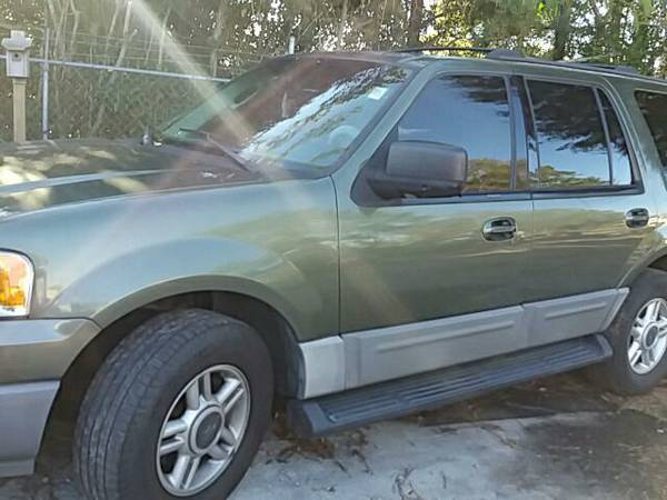 2003 Ford Expedition wholesale only