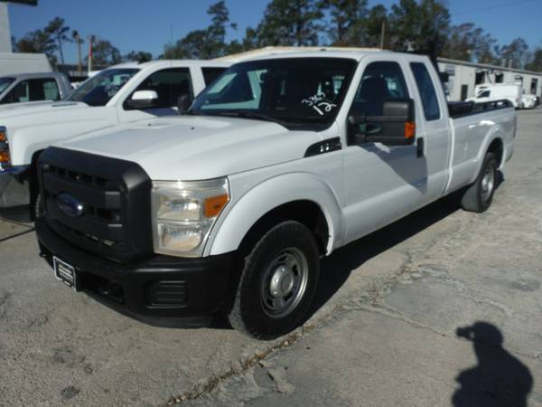 2012 Ford F-250 SD Work Truck