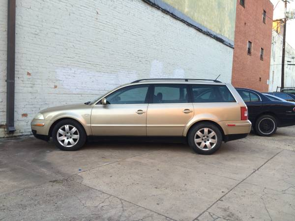 VW PASSAT Wagon 2001/$700
