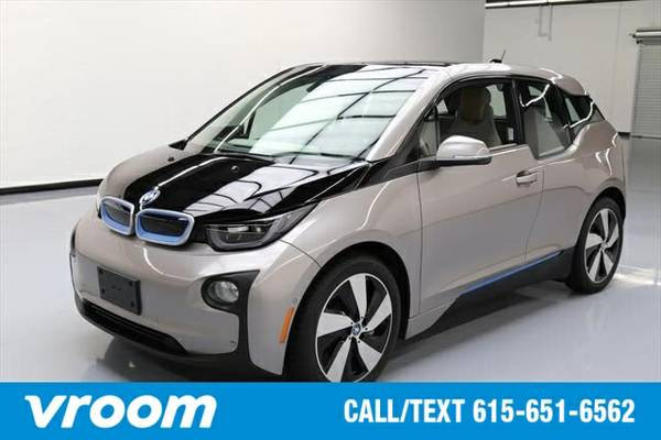 2014 BMW i3 4dr Hatchback 7 DAY RETURN / 3000 CARS IN STOCK