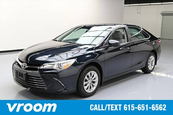 2016 Toyota Camry 7 DAY RETURN / 3000 CARS IN STOCK