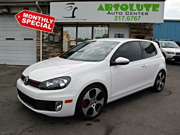 2012 **Volkswagen** GTI - Turbocharged - COUPE