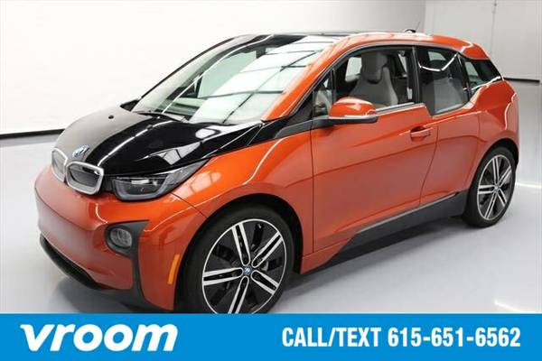 2014 BMW i3 w/Range Extender 7 DAY RETURN / 3000 CARS IN STOCK