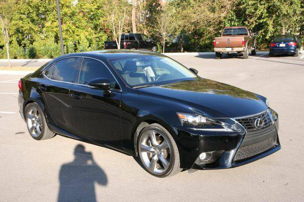 2014 *Lexus* *IS* *350* Base 4dr Sedan
