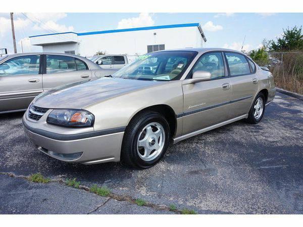 2002 *Chevrolet* *Impala* LS