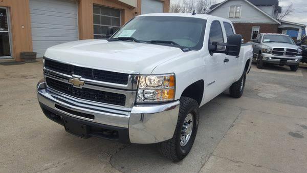 2007 *Chevrolet* *Silverado* *2500HD* LS