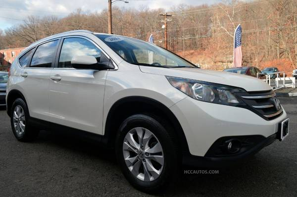 2014 Honda CR-V* AWD*1 OWNER* BACK UP CAM*LEATHER*SUNROOF*HEATED SEATS