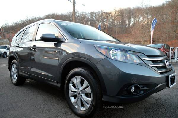 2013 Honda CR-V*AWD*1 OWNER* BACK UP CAM*LEATHER* SUNROOF*HEATED SEATS
