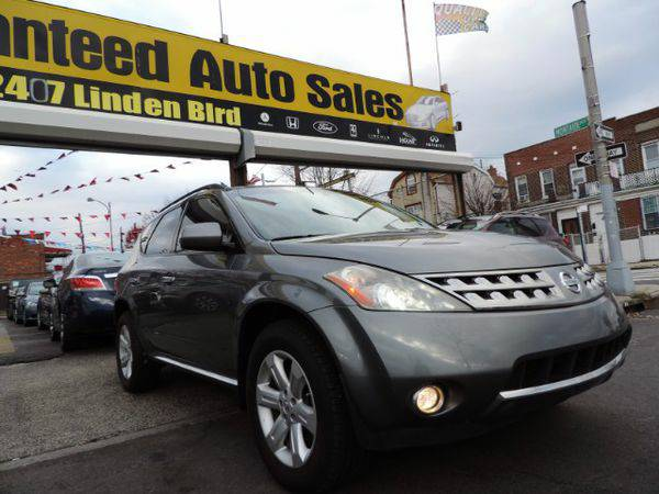 2007 *Nissan* *Murano* S 2WD *Buy-Here-Pay-Here & Financing*