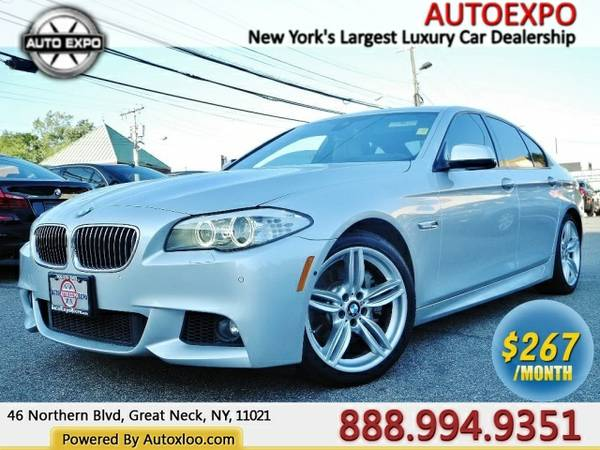2013 Bmw 5-series 535i M Sport Package