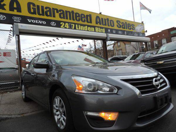 2014 *Nissan* *Altima* 2.5 SL *Buy-Here-Pay-Here & Financing*
