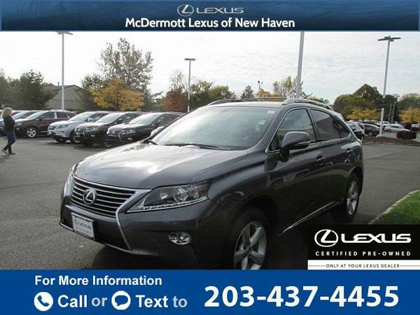2015 *Lexus* *RX* *350* 33k miles