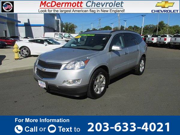 2009 *Chevrolet* *Chevy* *Traverse* 83k miles