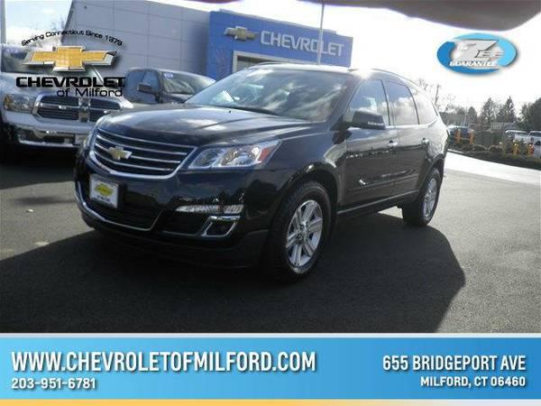 2014 *Chevrolet Traverse* LT w/1LT - UC1836 - ()