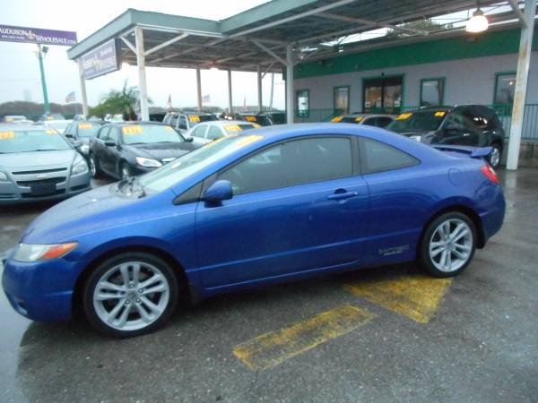 2007 Honda Civic Si Coupe GOOD MILES!! SPORTY!!