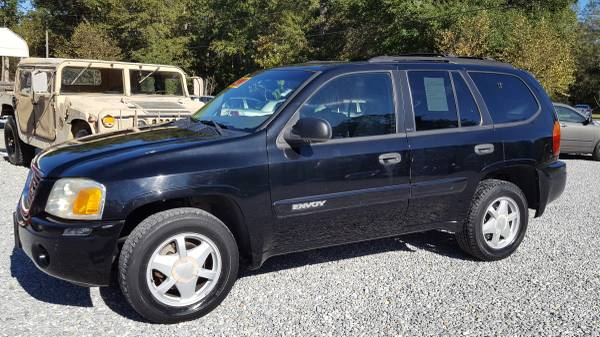 2002 GMC ENVOY, RUNS & DRIVES GREAT! ONLY $2990