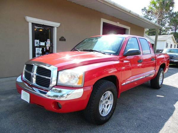 ****2006 DODGE DAKOTA LARAMIE EDITION 4X4****